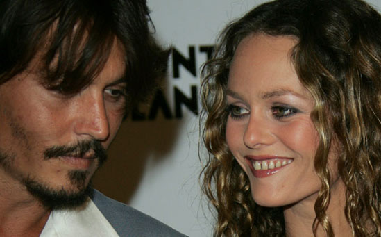 johnny depp and vanessa paradis. But anyways, Johnny Depp