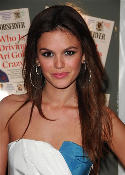 rachel bilson hayden kiss. Rachel Bilson refuses to do